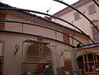 Instalace nerezových lan Macalloy a CarlStahl