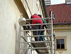 Testy únosnosti chemických lepených kotev FISCHER FIS 390S